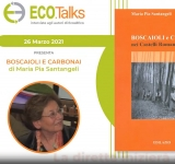 Disponibile il video di Eco.Talks con Maria Pia Santangeli
